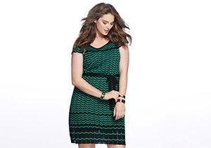 Plus Size: Dresses ft. ABS by Allen Schwartz