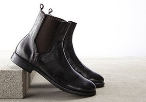 Made in Italy: Fall Boots