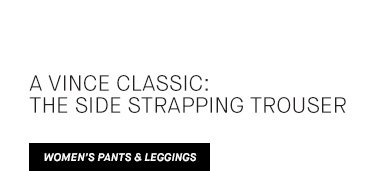 Women's Pants and Leggings
