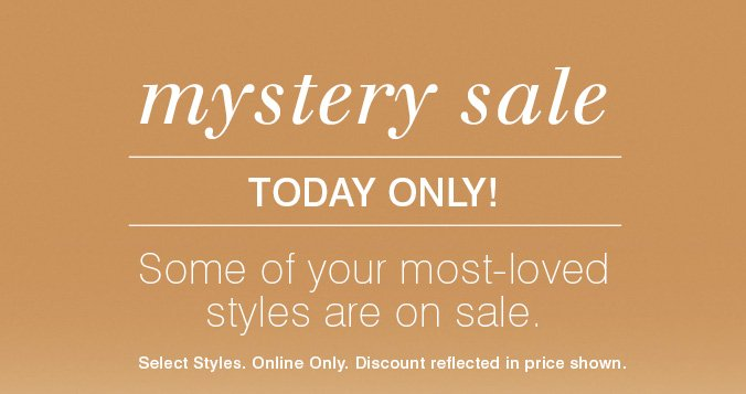Click here to shop the sale..