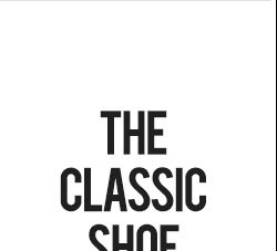 The Classic Shoe