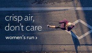 crisp air, don't care