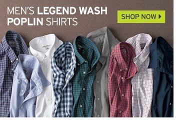 Shop Men's Poplin Shirts