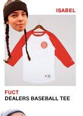 Fuct Dealers Baseball Tee