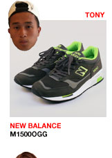 New Balance M1500OGG