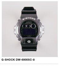 Casio G-Shock DW-6900SC-8