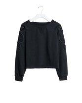 Walker Cropped Sweatshirt