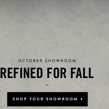 October Showroom