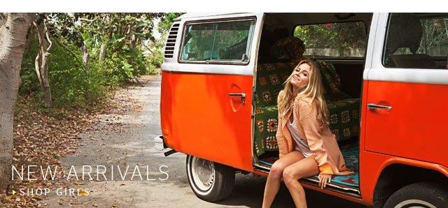 New Arrivals - Shop Girls