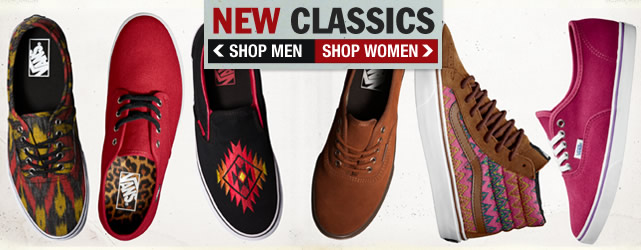 Shop New Classics!