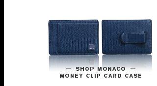Monaco Money Clip Card Case - Shop Now