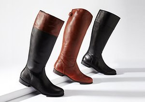 If the Shoe Fits: Tall Boots