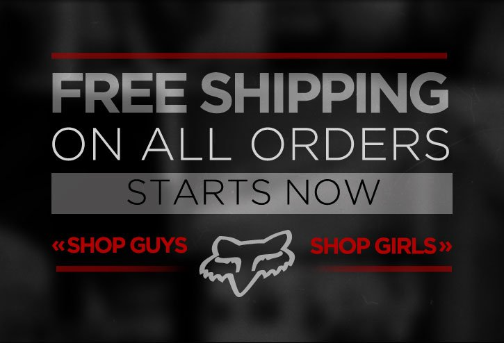 Free Shipping - Shop Guys