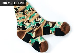 Shop Buy 2, Get 1 Free: Sock Stock-Up