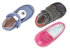 First Walkers: Baby Shoes