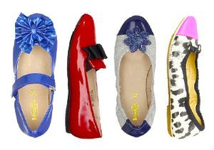 Girls' Flats with Flair