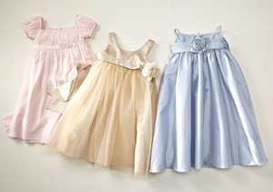 Party Central: Girls' Dresses