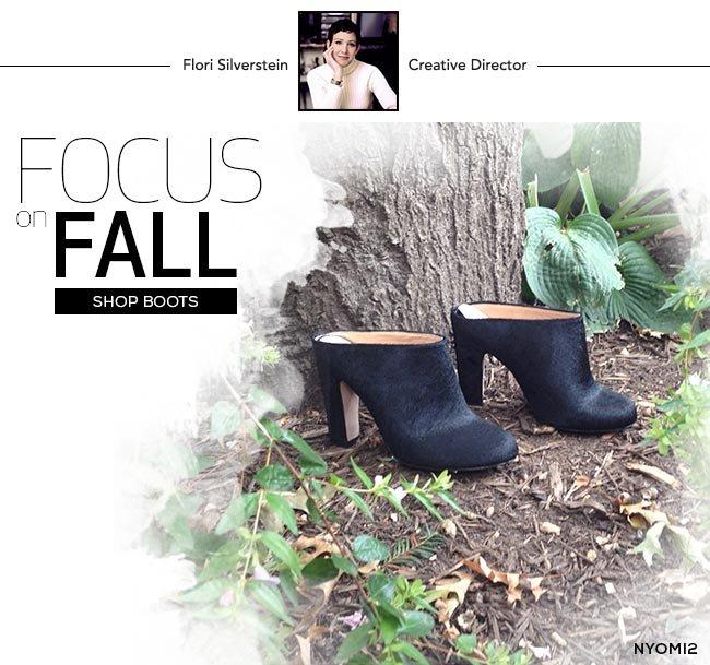 Focus On Fall