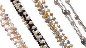 Gardenia Pearl Jewelry