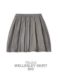 Talula Wellesley Skirt