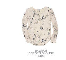 Babaton Bergen Blouse
