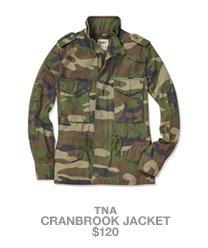 TNA Cranbrook Jacket