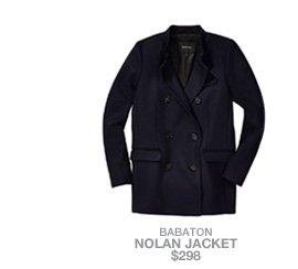 Babaton Nolan Jacket