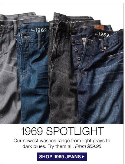 1969 SPOTLIGHT | SHOP 1969 JEANS