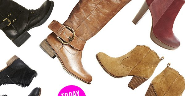 Quickie Wednesday! 30% OFF Our Most Wanted Boots! Today Only! Shop Now