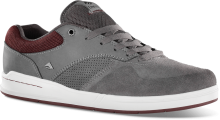 The Heritic, Dark Grey Grey Red