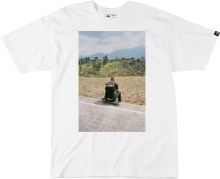 Hsu Made Photo Tee - Brovost, White