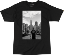 Hsu Made Photo Tee - Westnail, Black