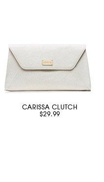 CARISSA CLUTCH