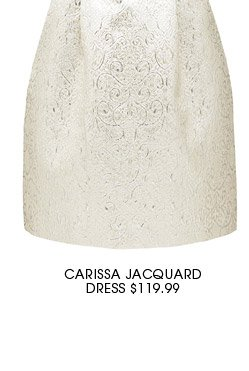 CARISSA DRESS