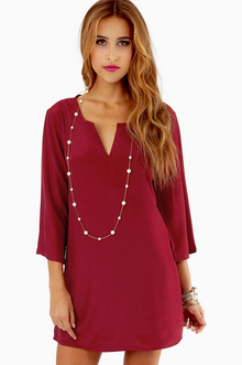 V MINE SHIFT DRESS 29