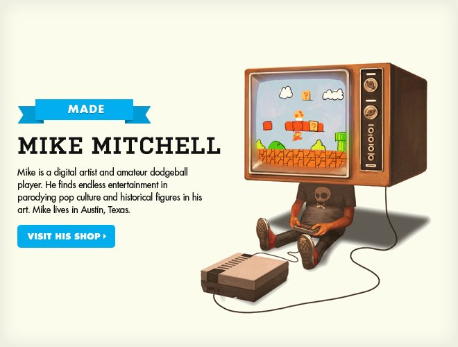 MADE - Mike Mitchell