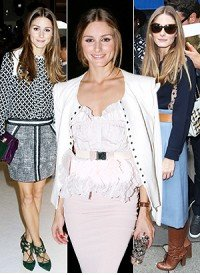 The Many Looks of Fashion Week All-Star Olivia Palermo
