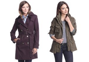 Fall Hues: Outerwear