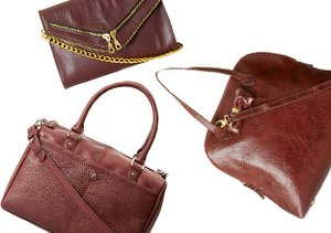 Bags by Color: Bordeaux