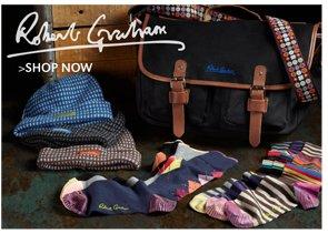 ROBERT GRAHAM | SHOP NOW