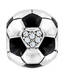 Soccer Ball Bead