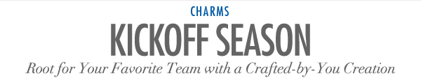 Kickoff Season - Root for your favorite team with a crafted-by-you creation