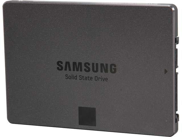 SAMSUNG 840 EVO MZ-7TE1T0BW 2.5 inch 1TB SATA III TLC Internal Solid State Drive (SSD)
