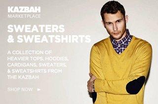 Marketplace: Sweaters and Sweatshirts
