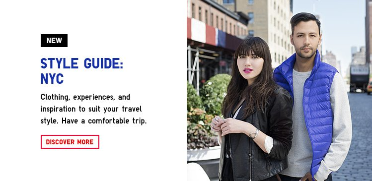 Style Guide: NYC