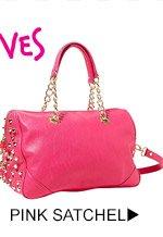 Shop Pink Satchel