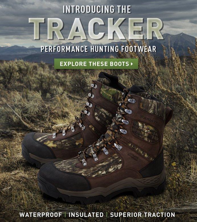 Mens Tracker Boot