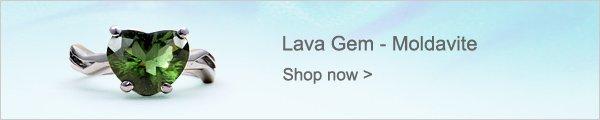 Lava Gem - Moldavite