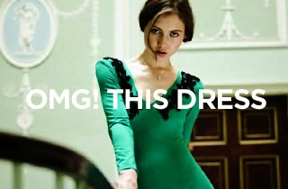 OMG! This Dress