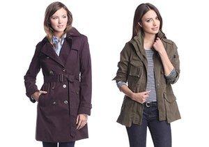 Fall Hues: Outerwear